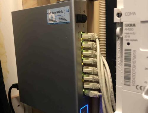 Upgrade wifi netwerk woning (herenpand)