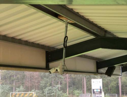 Camera voor live stream voetbalwedstrijden
