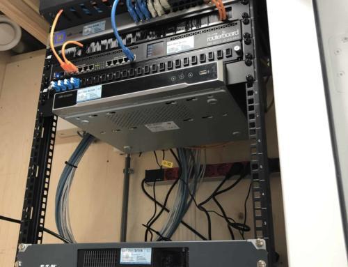 Camera's, beveiliging en netwerk installatie