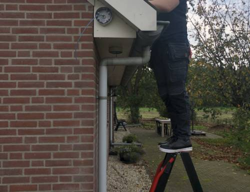 Camera + Video Intercom installatie