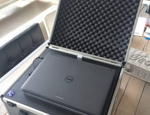 Presentatie koffer